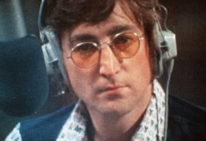 John Lennon Foto: Infoglobo