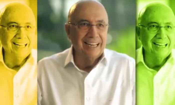 O presidenciável do MDB, Henrique Meirelles Foto: Divulgação