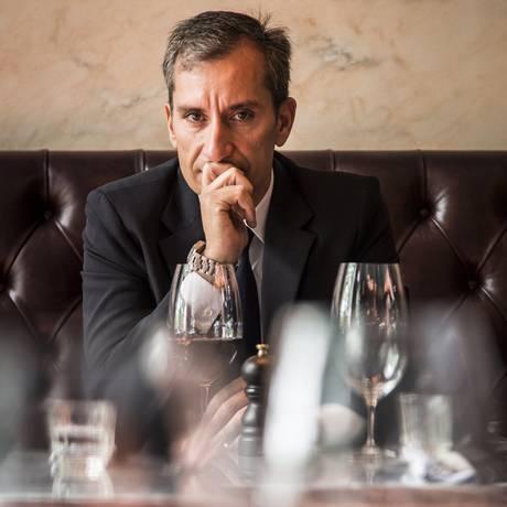 Rui Sanches defende a democratização da boa mesa Foto: Hermes de Paula/ O Globo