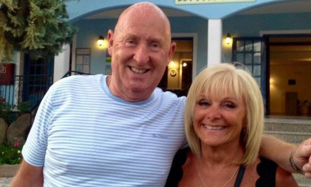 John Cooper, de 69 anos, e Susan Cooper, de 63 anos, morreram em circunstâncias misteriosas no Egito Foto: Reprodução/Redes sociais
