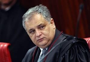 O vice-procurador-geral Eleitoral, Humberto Jacques de Medeiros Foto: Divulgação