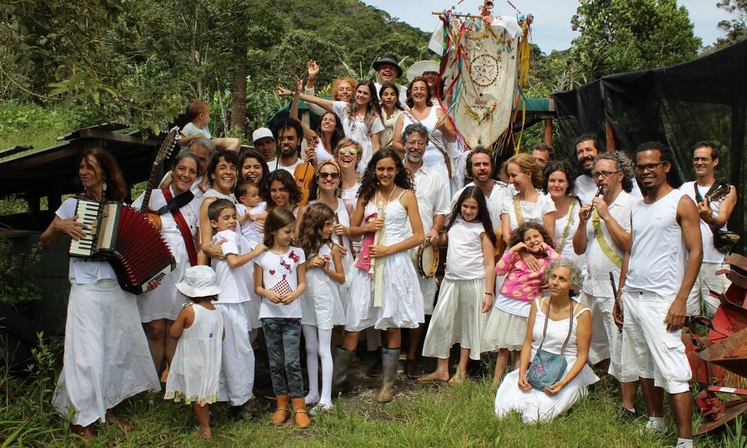 Cantoria de Reis do Céu na Terra: 20 anos de história Foto: Divulgação