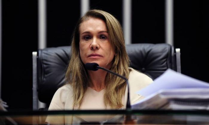 Teresa Surita, prefeita de Boa Vista Foto: Diógenes Santos / Divulgação/Câmara dos Deputados