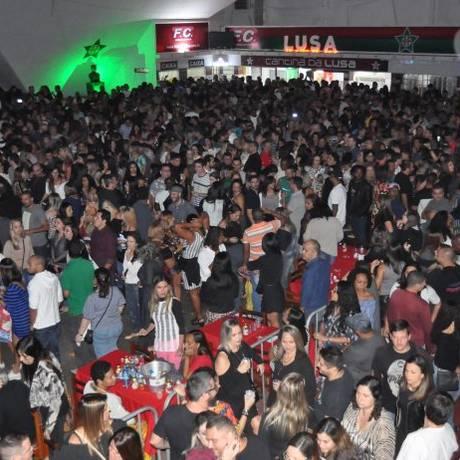 Patin House. A festa, que foi sucesso nos anos 1990, na Portuguesa, está de volta Foto: Divulgação