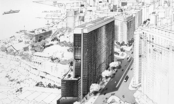 Arquitetura de vontades Foto: Reprodução