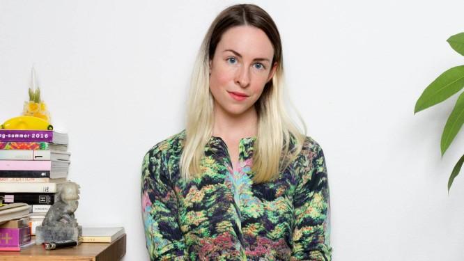 Anja Charbonneau Foto: Cortesia Broccoli Magazine