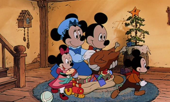 Mickey 80/90 Foto: Reprodução