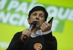 João Amoêdo lidera o ranking das doações, com R$ 308 mil Foto: Brazil Photo Press / Agência O Globo / Agência O Globo