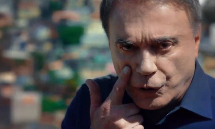 O candidato Álvaro Dias Foto: Reprodução