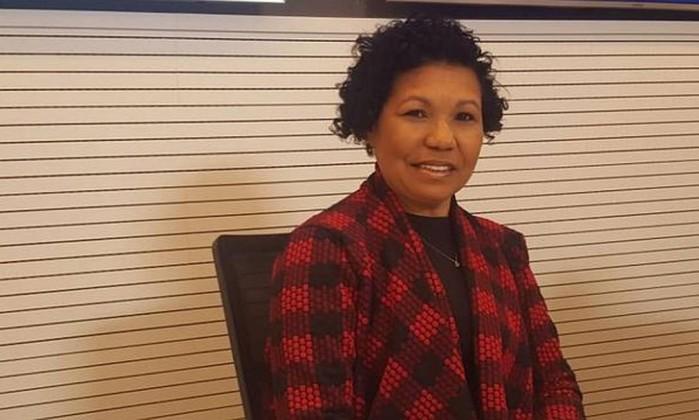 Vera Lúcia, candidata do PSTU Foto: Giovana Bronze / Rádio Globo