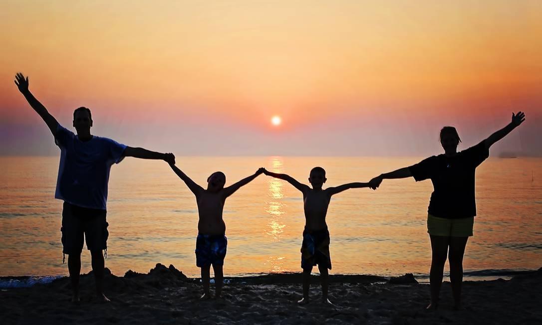 Tempo livre para passear e descansar é importante para aliviar estresse e manter longe as doenças cardiovasculares, dizem pesquisadores Foto: Pixabay
