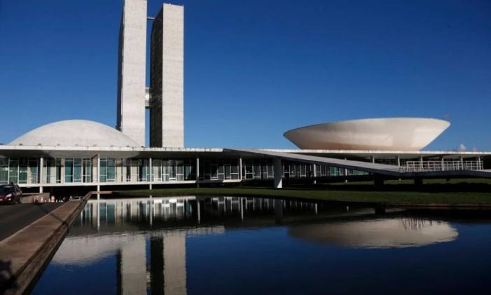 Congresso Nacional Foto: Arquivo