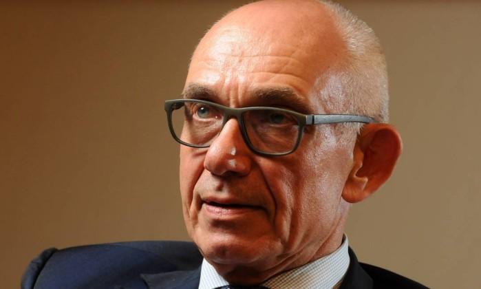 Fabio Schvartsman, presidente da Vale Foto: Leo Pinheiro / Agência O Globo