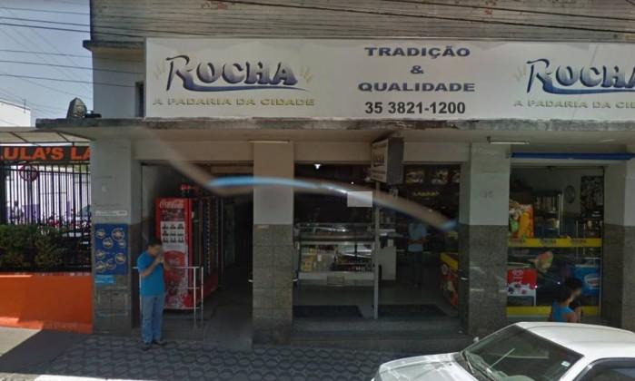 Ao lado do Lula's Lanches, Ciro prestigia lançamento de candidatura de aliado em Lavras (MG) Foto: Google Street View
