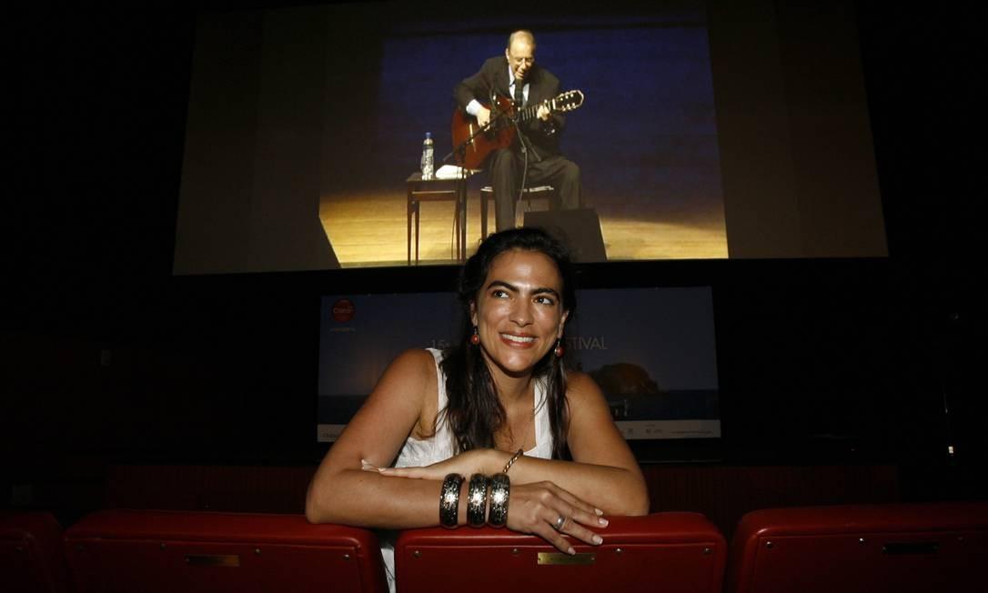 Claudia Faissol em foto de 2009 Foto: Berg Silva/Agência O Globo