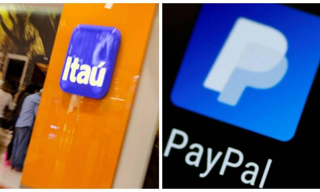 d221e53ec Itaú e Paypal fecham parceria para ampliar vendas no comércio eletrônico -  Jornal O Globo