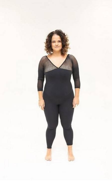 Elisa Torres, 45 anos. Desafio: emagrecer 4 quilos no primeiro mês. Foto: Roberto Vianna Soares