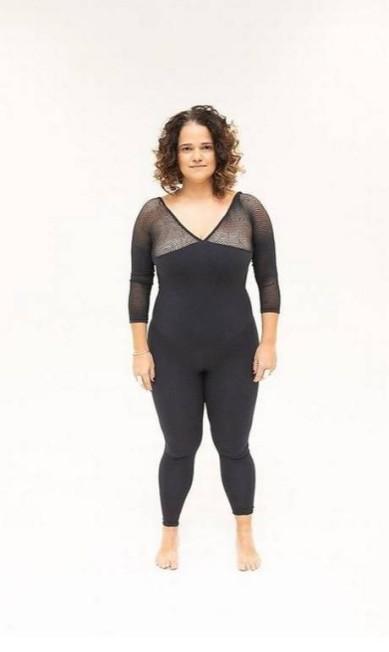 Elisa Torres, 45 anos. Desafio: emagrecer 4 quilos no primeiro mês. Roberto Vianna Soares