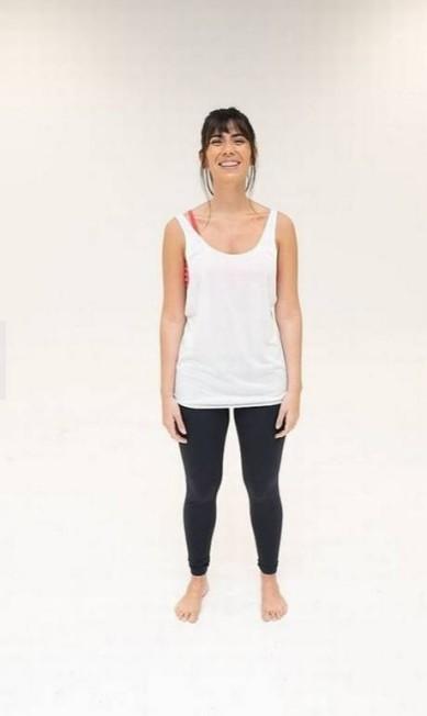 Júlia Amin, 27 anos. Desafio: após o período de emagrecimento, ganhar massa muscular Roberto Vianna Soares
