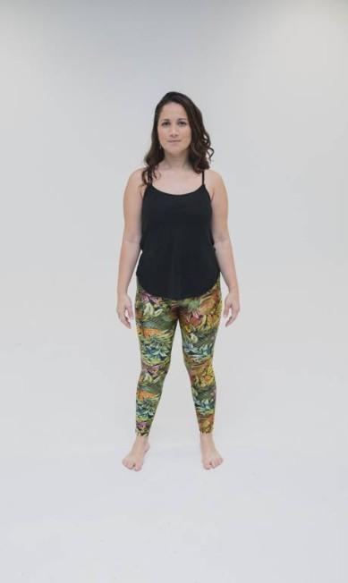 Lívia Neder, 32 anos. Desafio: retornar ao peso que tinha após o amamentação do seu filho e retomar a rotina de alimentação saudável e exercícios. Roberto Vianna Soares