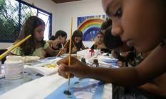 Educação é uma das áreas assistidas pelo Sesc Foto: Divulgação