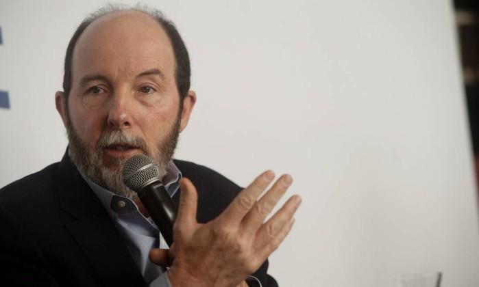 O economista Armínio Fraga Foto: Adriana Lorete / Agência O Globo