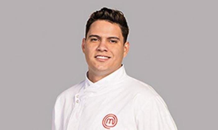 Daniel, participante do MasterChef Profissionais 2018 Foto: Divulgação