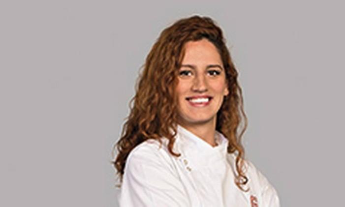 Marcela, participante do MasterChef Profissionais 2018 Foto: Divulgação