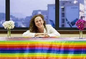 Candidata a deputada federal no Rio de Janeiro, Giowana Cambrone (Rede) Foto: Reprodução/redes sociais