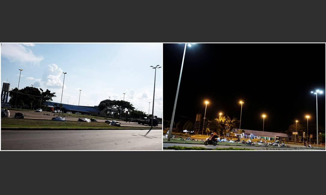 Uma Garantia de Lei e Ordem foi emitida pelo presidente Michel Temer para o estado de Roraima, tentando conter o clima de tensão na região Foto: Nacho Doce / Reuters
