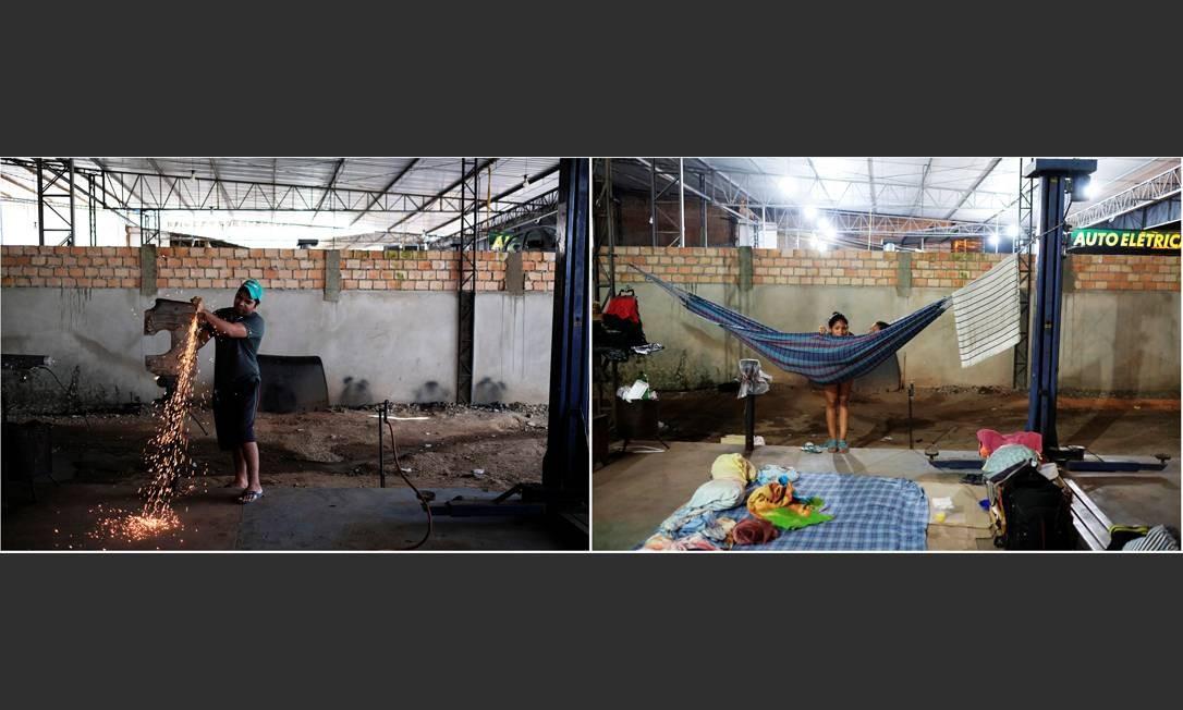Mais de dois milhões de venezuelanos se refugiaram em países vizinhos como Colômbia, Brasil e Equador por conta da crise política e econômica em sua terra natal Foto: Nacho Doce / Reuters