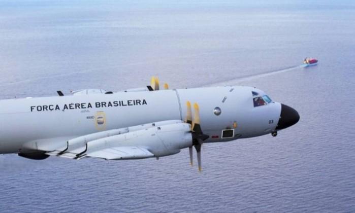 Aeronave da Força Aérea Brasileira Foto: Reprodução / fab.mil.br
