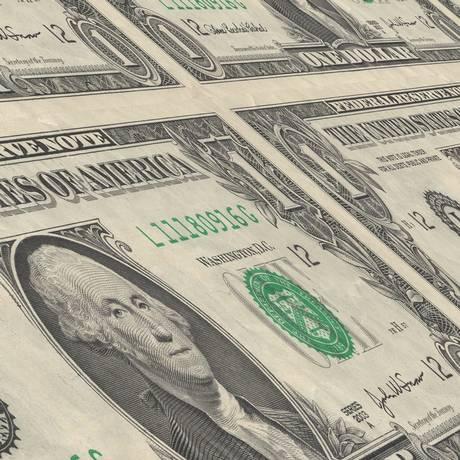 Moeda americana continua sendo negociada na faixa dos R$ 4,15 Foto: Pixabay