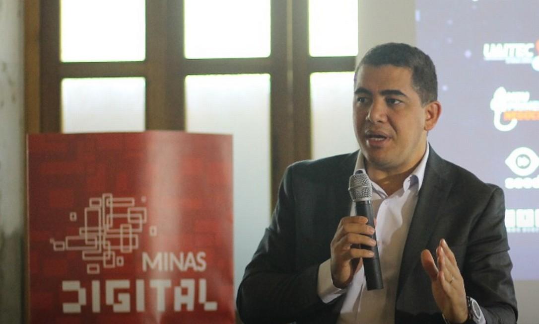 Deputado federal Miguel Corrêa (PT-MG) Foto: Reprodução/Facebook