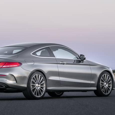 Mercedes-Benz faz recall de veículos modelo Classe C Foto: Divulgação / Reprodução