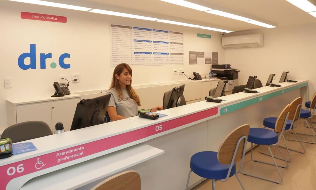 c4952f3e563f5 A rede de centros médicos dr.consulta iniciou as atividades no Rio com uma  unidade