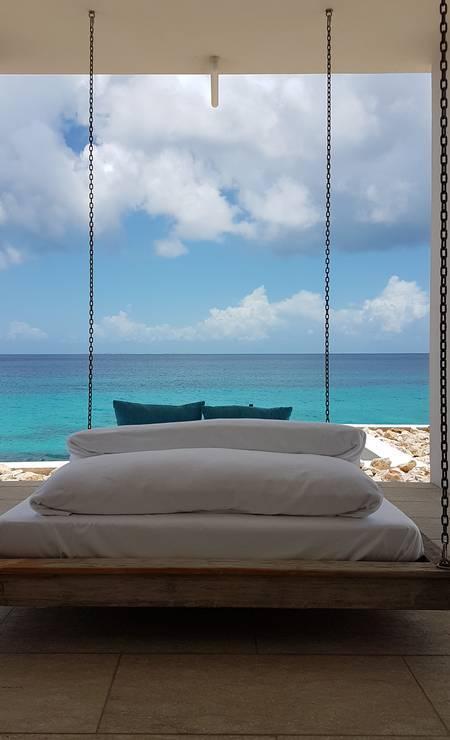 Spa en Angula por cuatro temporadas, hotel más grande de la isla Foto: Eduardo Maya / O Globo