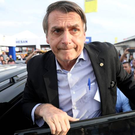 Defesa de Bolsonaro entende que imagens foram tiradas de contexto e editadas Foto: Diego Vara / Reuters