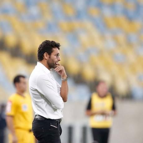 Alberto Valentim, técnico do Vasco Foto: Rafael Ribeiro/Divulgação Vasco