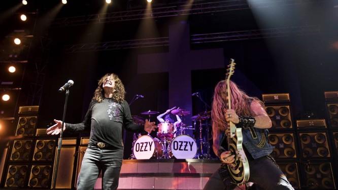O cantor inglês Ozzy Osbourne, que se apresentou no Brasil em maio deste ano: depois da nova lei, ficará mais difícil trazê-lo ao país Foto: Ross Halfin / Divulgação