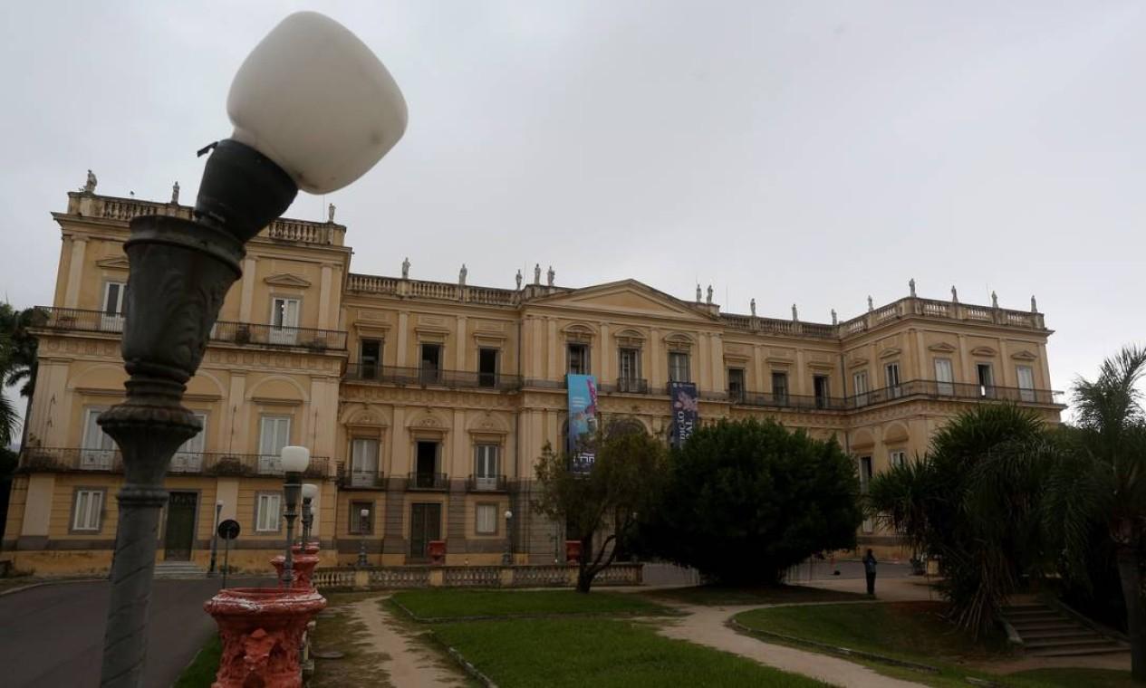 Foi fundado por Dom João VI e completou 200 anos em 6 de junho deste ano Foto: Custódio Coimbra / 30/05/2018