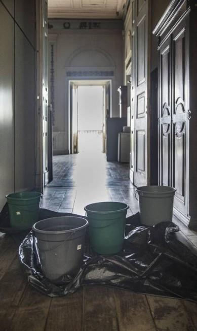 Há tempos, sofria com a falta de manutenção Ana Branco / 15/02/2018