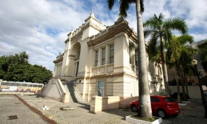 Museu da Imagem e do Som, no Centro Foto: Divulgação