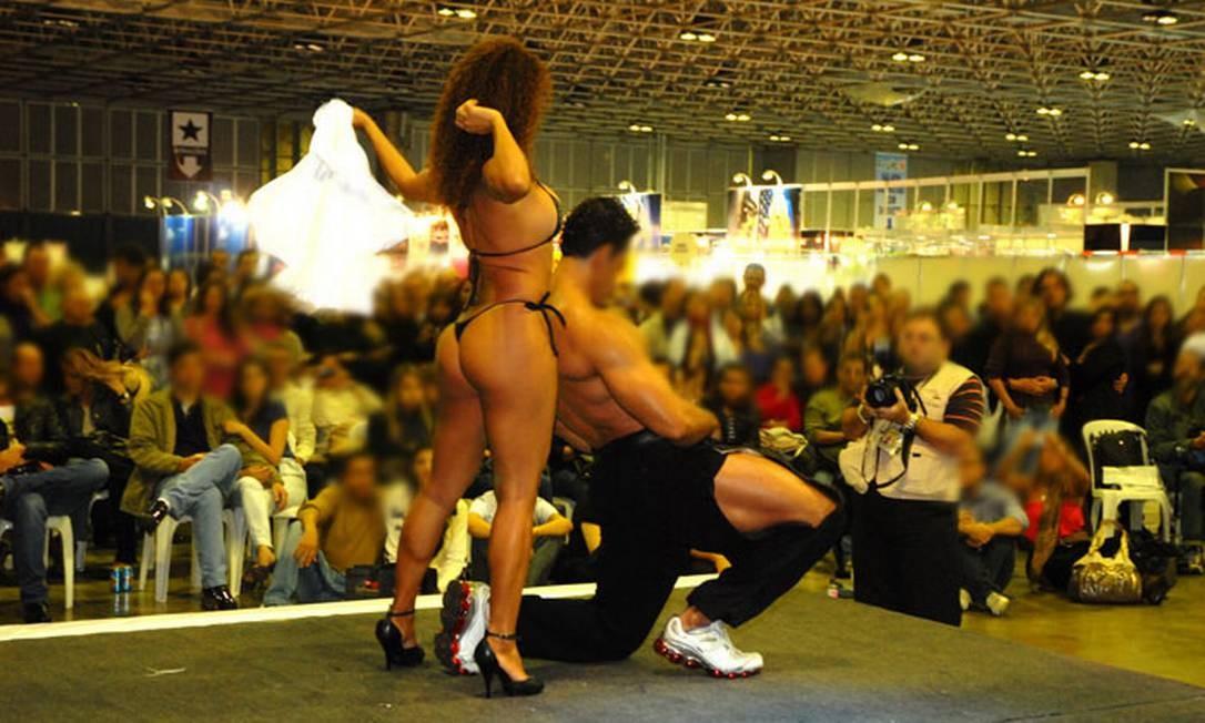 Sexy Fair volta ao Centro de Convenções Sul América Foto: Divulgação