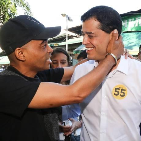 O candidato do governo do Rio Indio da Costa (PSD) Foto: Divulgação