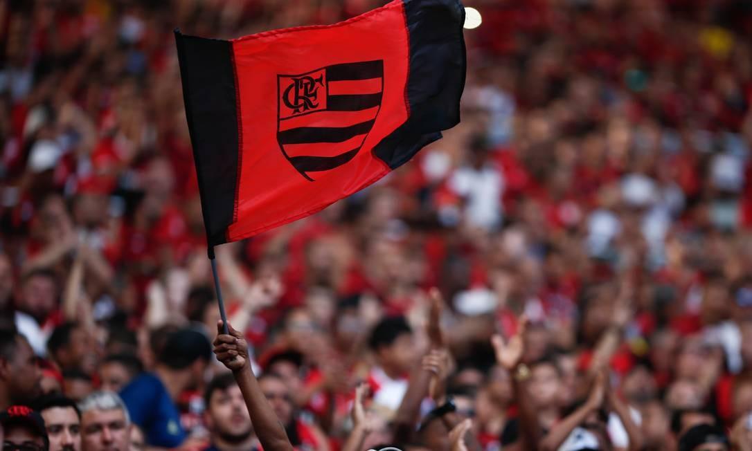 A mostra sobre o Flamengo fica em cartaz até 26 de setembro Foto: Dilvulgação