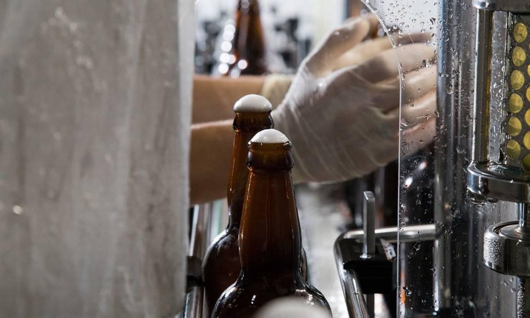 No Rio, uma lei transformou a cerveja artesanal em patrimônio cultural de natureza imaterial do estado Foto: Divulgação/Renata Mello