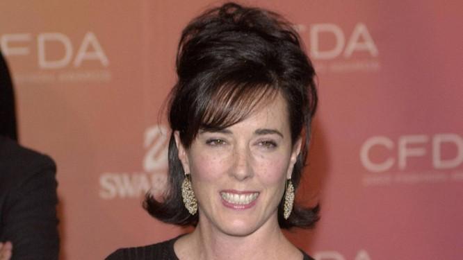 A estilista americana Kate Spade, que se suicidou recentemente aos 55 anos, em foto de 2003: transtorno pode estar por trás do forte aumento nos suicídios de mulheres de meia-idade nos últimos anos nos EUA Foto: Chip East/Reuters/02-06-2003