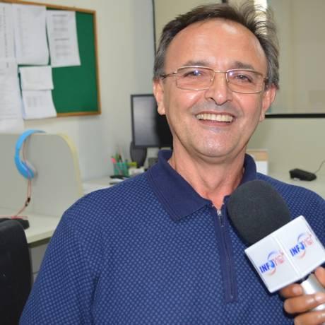 O candidato do PSL ao governo de Sergipe, João Tarantella Foto: Reprodução