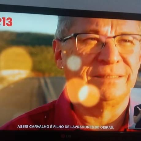Propaganda do PT apontou Haddad como candidato a presidente Foto: Reprodução
